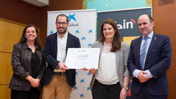 IKAN BIOTECH WINS THE EMPRENDEDOR XXI AWARDS IN NAVARRA