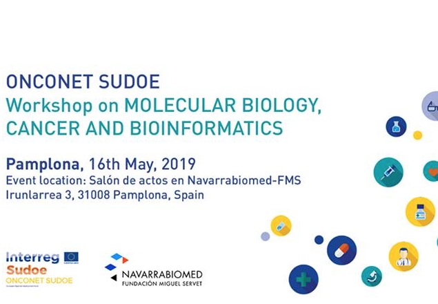 ONCONET: Workshop On Molecular Biology, Cancer And Bioinformatics, Pamplona (ES)